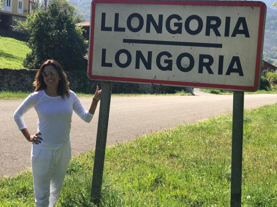 Eva Longoria in der Heimat ihrer Vorfahren