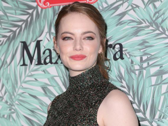 Emma Stone im Februar 2017 bei einer Veranstaltung in Los Angeles