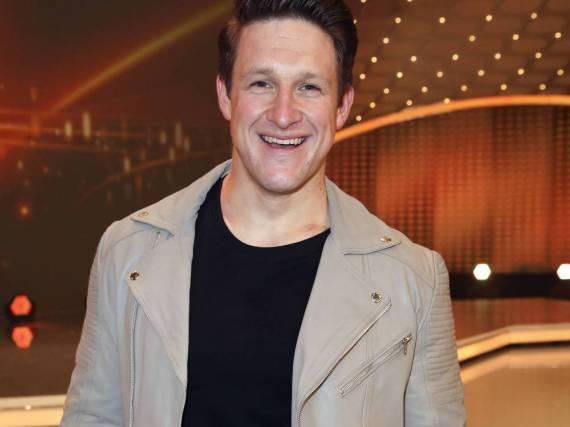 Matthias Steiner in einer TV-Show