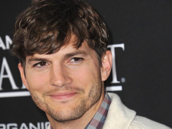 Ashton Kutcher verrät, wie sich sein erster Moment als Vater anfühlte