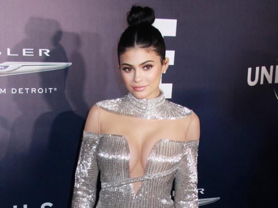 Kylie Jenner machte einem Fan eine riesige Freude