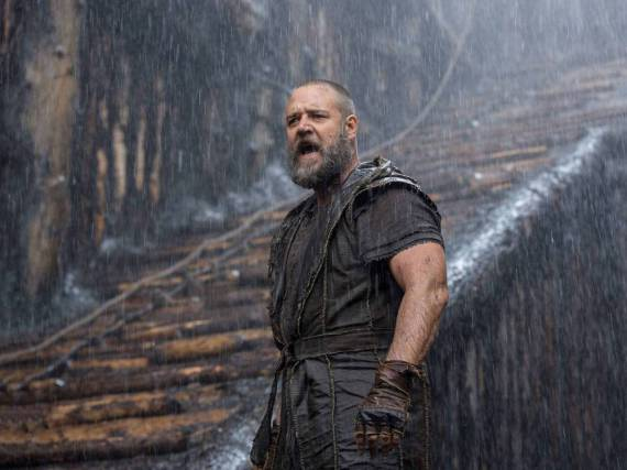 Bibel à la Hollywood: Russell Crowe als