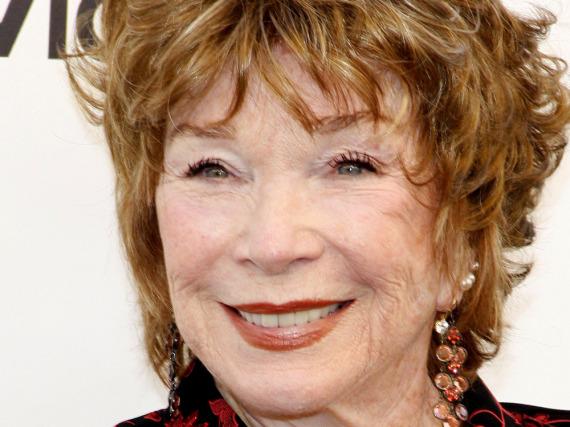 Shirley MacLaine hat noch nicht vor, in Schauspielrente zu gehen