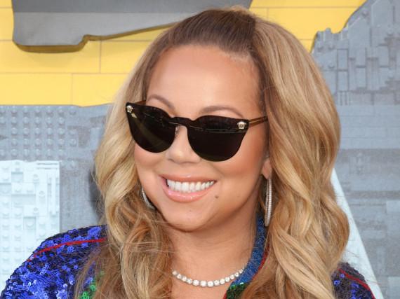Single und happy? Mariah Carey bei einer Filmpremiere im Februar