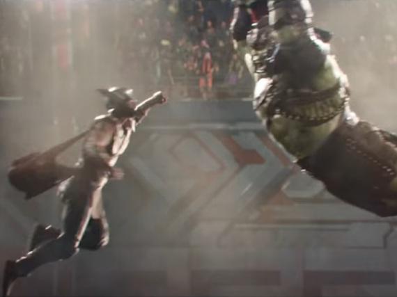 Ein erster Blick auf den Clash Thor gegen Hulk