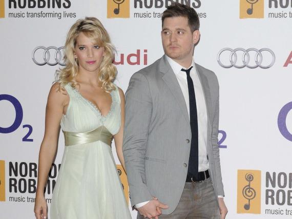 Michael Bublé und Luisana Lopilato sind seit 2011 verheiratet