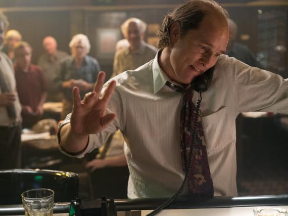 Kenny Wells (Matthew McConaughey) setzt seinen letzten Cent auf einen Wunschtraum