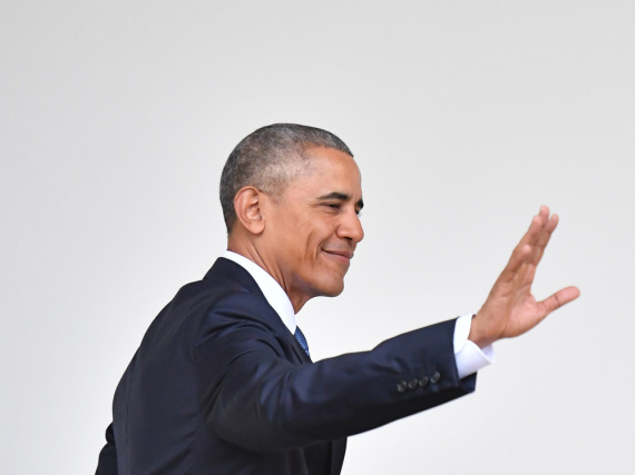 Hallo Deutschland: Barack Obama reist Ende Mai nach Berlin und Baden-Baden