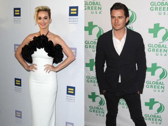 Aus Liebe wurde Freundschaft: Katy Perry und Orlando Bloom