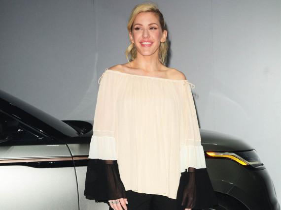 Ellie Goulding hat auch eine eigene Schuh-Kollektion bei Deichmann