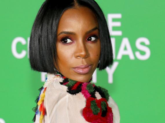 Kelly Rowland war Teil der erfolgreichen Band Destiny's Child