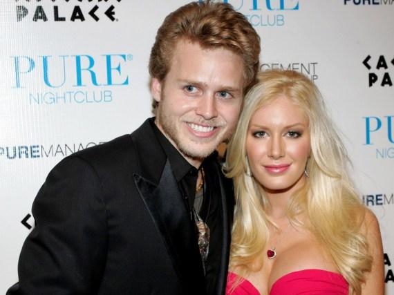 Sind seit 2009 verheiratet: Heidi Montag und Spencer Pratt