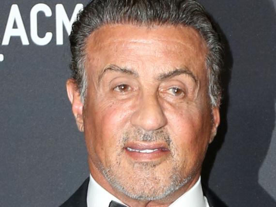 Sylvester Stallone bei einem Auftritt in Los Angeles