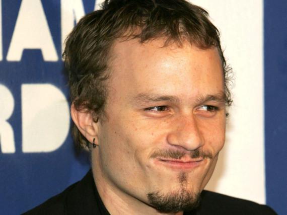 Wurde nur 28 Jahre alt: Heath Ledger