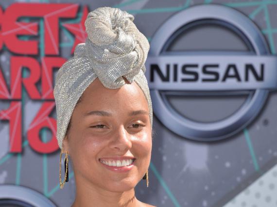 Alicia Keys setzt sich mit viel Leidenschaft für wohltätige Zwecke ein