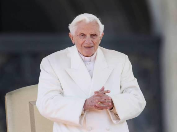 Aus Joseph Ratzinger wurde Papst Benedikt