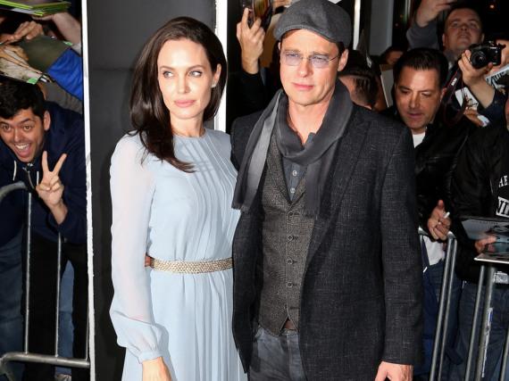 Flammt der Streit zwischen Angelina Jolie und Brad Pitt wieder auf?