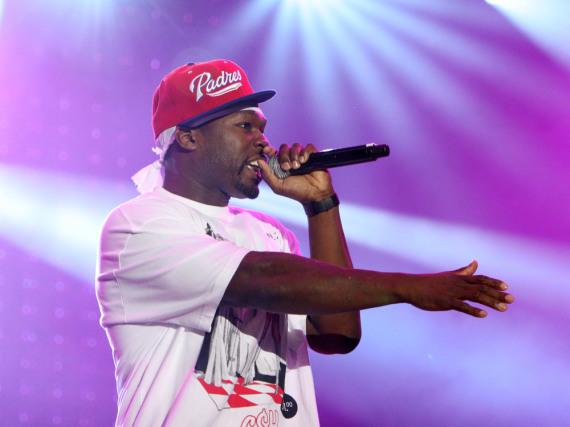 Sieht einem Prozess entgegen: Rapper 50 Cent