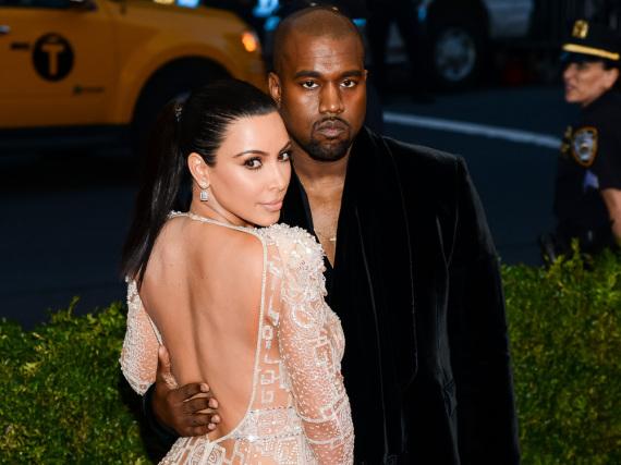 Kim Kardashian und Kanye West sind seit 2014 verheiratet