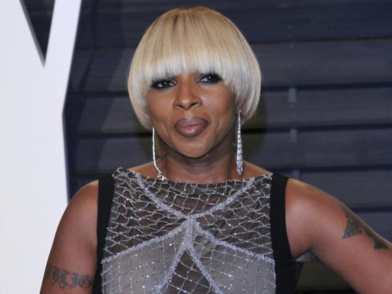 Mary J. Blige hat bereits etliche Grammy-Awards gewonnen