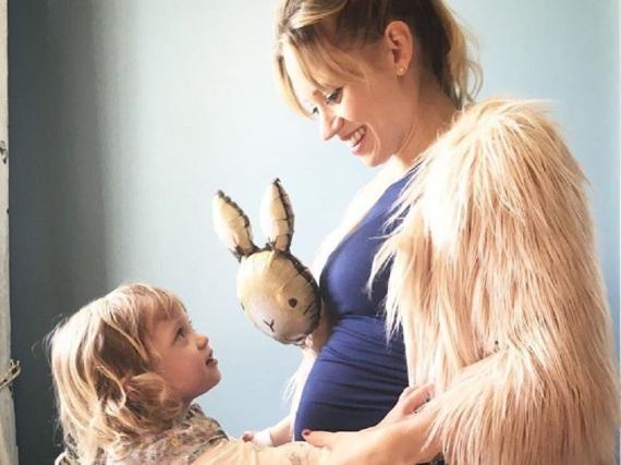 Kimberly Wyatt hat bereits eine Tochter namens Willow