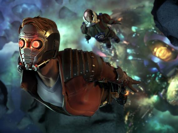 Star-Lord macht jetzt auch PC, Konsole und Smartphone unsicher